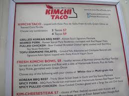 100 Kimchi Taco Truck FOODYHOLICS Choice KIMCHI TACO TRUCK