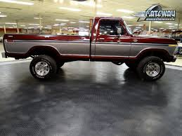 Classic 4x4 Ford Trucks | 1978 Ford F250 4x4 Pickup | For Johnny ...