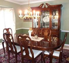 Cherry Wood Dining Room Chairs Awesome Set Of