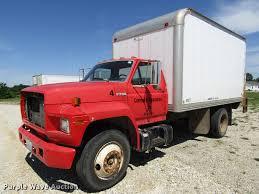 100 24 Box Truck For Sale 1993 D F700 Box Truck Item DD7487 SOLD June 27 Vehic