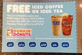 Large Pumpkin Iced Coffee Dunkin Donuts by Dunkin Donuts Ground Coffee Coupons Printable 2018 Buffalo Wagon