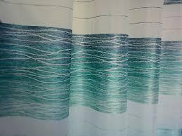 ösenschal querstreifen blau petrol bxh 145x245cm schal