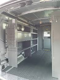 Truck And Van Shelving - Adrian Steel Products Distributed By Boston ...