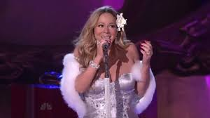 Rockefeller Christmas Tree Lighting 2014 Live Stream by Mariah Carey Rockefeller Center Isolated Mic Feed Christmas