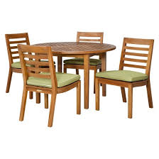 Smith And Hawken Patio Furniture Set by Brooks Island Wood Patio Furniture Collection Smith U0026 Hawken