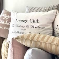 kissen lounge club south hton 50x30