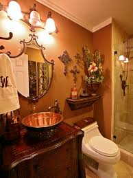 exclusive tuscan bathroom design h52 for your home decorating