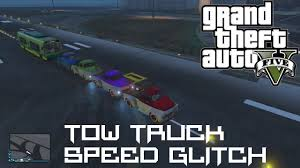 100 Tow Truck Games Online Gta 5 Speed Glitch Fastest Speed Possible