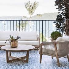 100 Coco Rebublic Georgetown Outdoor Coffee Table