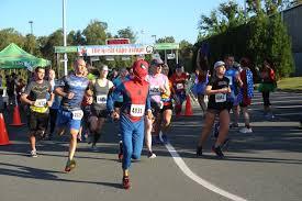 Superheroes raise $17K for Open Door Clinic through Great Cape Escape