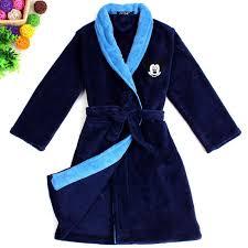 Minnie Mouse Child Bathrobe 100 Polyester Kids Bathrobes Beach Pool Swimming Poncho Towel Coral Girls Boys Sleepwear