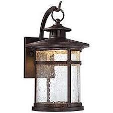 callaway bronze 14 1 2 high led outdoor wall light style