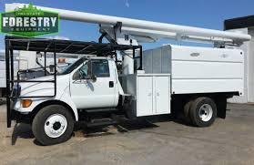 100 Bucket Trucks For Sale In Pa 2008 Ford F750 Forestry Bucket Truck Tristate