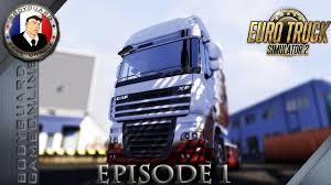 Euro Truck Simulator 2 Body Le Chauffard Polonais [Épisode 1] Pc ...