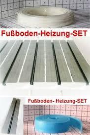 details zu 10 m 12 set fußboden heizung platte trockenbau rohr wärmeleitblech badezimmer