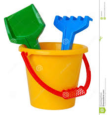 Toy Clipart Bucket 3
