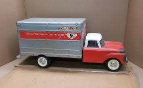 Vintage Original Nylint Ford U-Haul Toy Moving Truck Pressed Steel ...