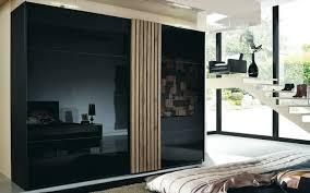 schwebetürenschrank tegio in schwarz san remo nachbildung breite ca 280 cm