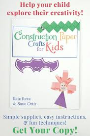 Construction Paper Crafts For Kids Affiliate Link