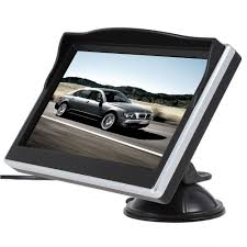 100 Best Backup Camera For Trucks EinCar New 50 Inch HD TFT LCD Display Rearview Car Monitors For DVD