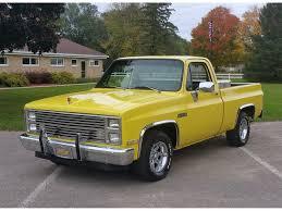 100 1984 Gmc Truck GMC Sierra For Sale ClassicCarscom CC1029672
