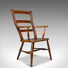 Antique Oxford Elbow Chair, Victorian, Windsor, Lath Back, Armchair, Elm,  C.1850 Windsor Rocking Chair For Sale Zanadorazioco Four Country House Kitchen Elm Antique Windsor Chairs Antiques World Victorian Rocking Chair English Armchair Yorkshire Circa 1850 Ercol Colchester Edwardian Stick Back Elbow 1910 High Blue Cunningham Whites Early 19th Century Ash And Yew Wood Oxford Lath C1850 Ldon Fine