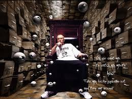 Eminem Curtains Up Skit Download by Eminem Letras