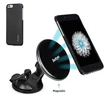 Amazon Magnetic Wireless Car Charger Mount Cradle for iPhone