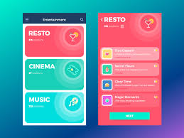 Color In UI Design Look The Bright Side