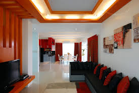 Simple Living Room Ideas Philippines by Trendy Idea Interior House Paint Design Philippines 3 Wall Color