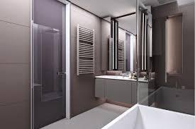 salle de bain mauve architecture salle de bains luxueuse toujours en mauve couleurs