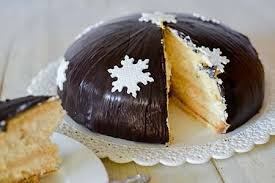 marzipan sahne torte