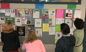Check Out The Community Bulletin Board