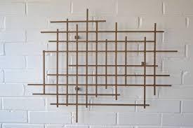 The Best Mid Century Metal Wall Art