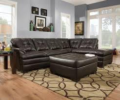 Sectional Sofas Big Lots by Simmons Sectional Sofa Roselawnlutheran