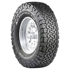100 Top Rated All Terrain Truck Tires BFGoodrich TA KO2 RWL LT26570R18E Light Tire By