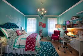 Bedroom Ideas For Teenage Girls Teal