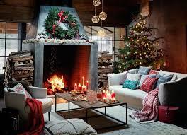 weihnachten im chalet stil dekoideen für mehr gemütlichkeit