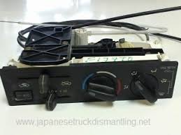 1998 1999 2000 toyota tacoma ac heater climate dash switches