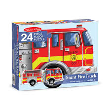 Melissa And Doug Giant Fire Truck 24pc Floor Puzzle – The Kids ... Sound Puzzles Melissa Doug 3d Stacking Emergency Vehicles Refighter Truck Melissa And Doug Kids Play Pretend Toys Dillards Around The Fire Station Puzzle R Us Canada Solar System Space Radar Find More And Firetruck Makes Noise For Sale Doug Wooden Fire Games Compare Prices The At John Lewis Partners Disney Baby Mickey Mouse Friends Wooden Truck 100 Pieces Ktpuzz9 Colorful Fish Peg Personalized Miles Kimball Memtes Electric Toy With Lights Sirens Sounds