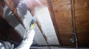 Insulating Cathedral Ceilings With Spray Foam by What Is Spray Foam Insulation Why Do You Need Spray Foam