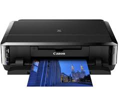 CANON IP7250 Wireless Inkjet Printer PGI 550XL CLI 551 Cyan Magenta
