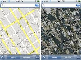 Irony You Need A Map To Find Google Street View The iPhone
