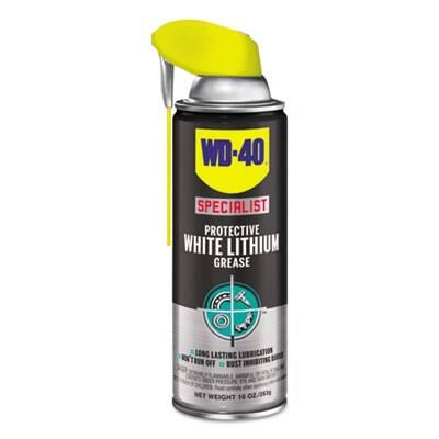 WD-40 Specialist White Lithium Grease Spray - 300ml