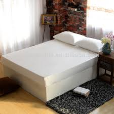 White Color Organic 100% Bamboo Fitted Bed Sheets Packaging Buy