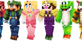 Best themed Minecraft skins you can right now