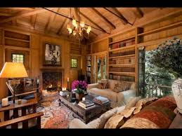 Home Living Room Design Ideas With RUSTIC Style Pictures