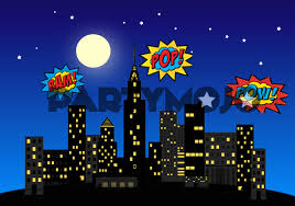 Halloween Scene Setters Uk by Superhero Scene Setter Google Search Back To Display