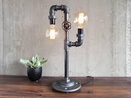 pipe desk l surprising image inspirations plumbing 42