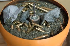Bathroom Tumbler Used For by Reloading Brass Cleaning And Preparation To Load Gunsamerica Digest